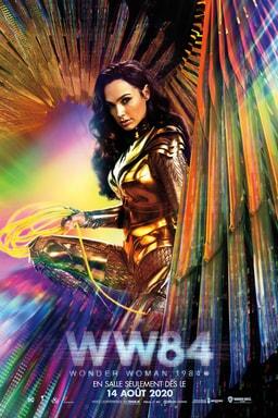 Wonder Woman 1984 - Illustration