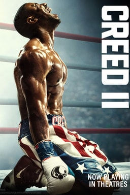 Creed II - Key Art