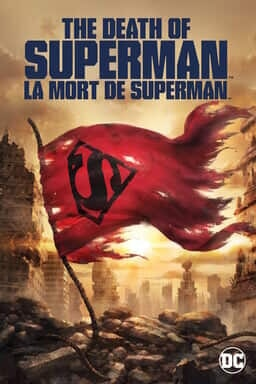 DCU: The Death of Superman - Key Art