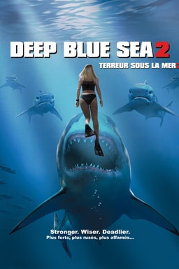 Deep Blue Sea 2 - Key Art