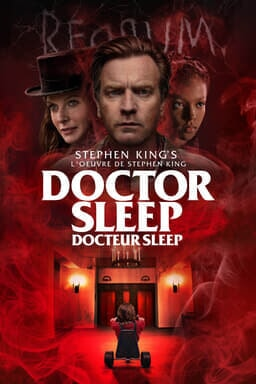 Doctor Sleep - Key Art