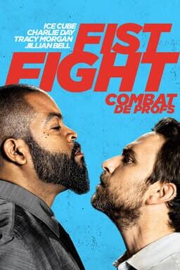 Fist Fight - Key Art