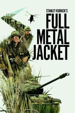 Full Metal Jacket - Key Art