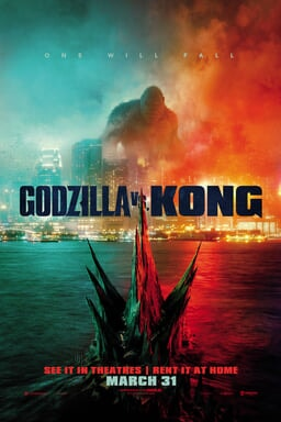 Godzilla vs. Kong - Key Art