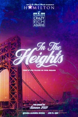 In The Heights - Key Art