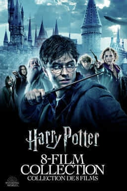 Harry Potter 8-Film Collection - Key Art