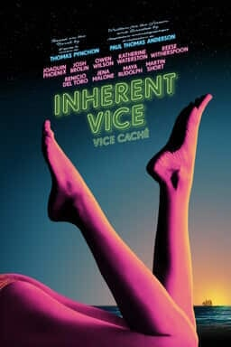 Inherent Vice - Key Art