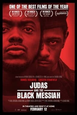 Judas and the Black Messiah - Key Art