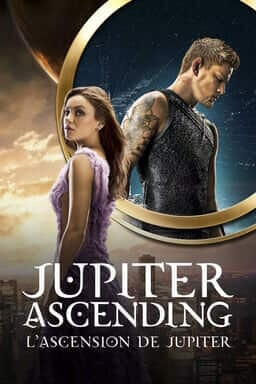 Jupiter Ascending - Key Art
