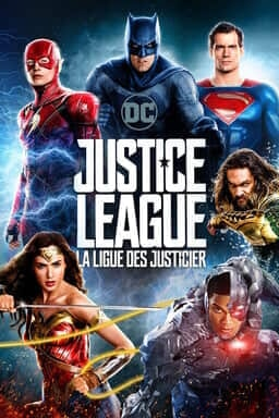 Justice League - Key Art