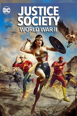 Justice Society: World War II - Illustration