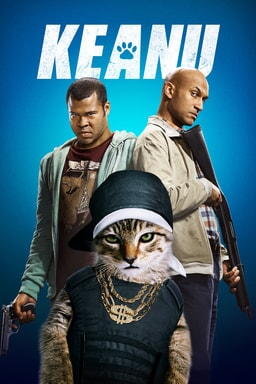 Keanu - Key Art