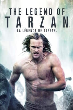 The Legend Of Tarzan - Key Art