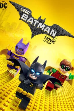 The LEGO Batman Movie - Key Art