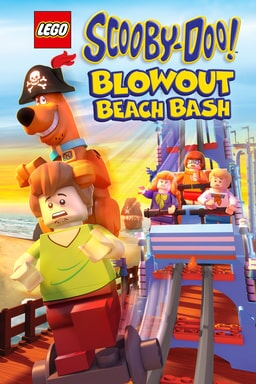 LEGO Scooby-Doo! Blowout Beach Bash - Illustration