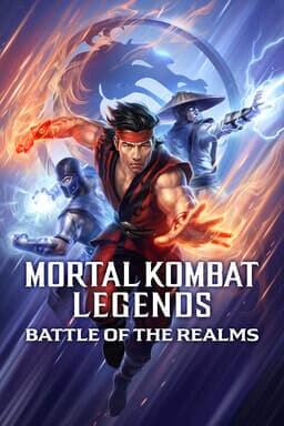 Mortal Kombat Legends: Battle of the Realms - Illustration