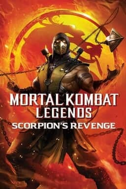 Mortal Kombat Legends: Scorpion's Revenge - Key Art