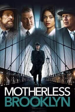 Motherless Brooklyn - Key Art