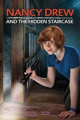 Nancy Drew and the Hidden Staircase - Key Art