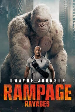 Rampage - Key Art