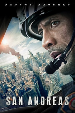 San Andreas - Key Art