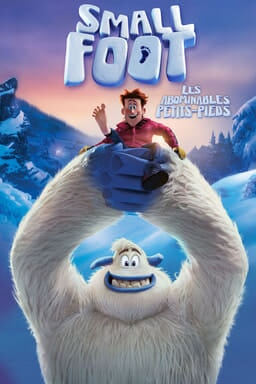 Smallfoot - Key Art