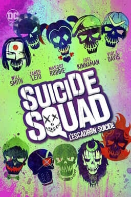 Suicide Squad - Key Art