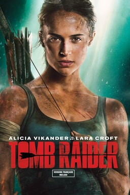Tomb Raider - Key Art