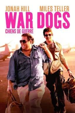 War Dogs - Key Art