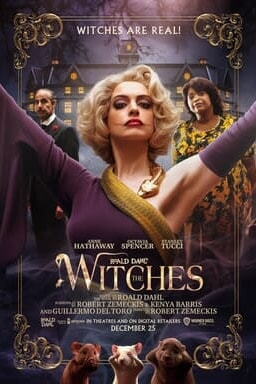 Roald Dahl's The Witches - Key Art