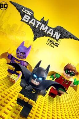 LEGO Batman: Le film - Illustration