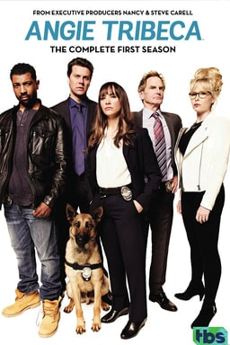 Angie Tribeca: Season 1 - Key Art