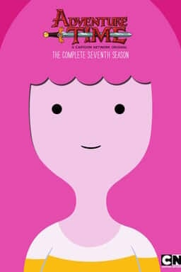 Cartoon Network: Adventure Time: Season 7 - Key Art