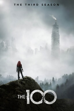The 100: Season 3 - Key Art