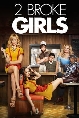 2 Broke Girls: Season 5 - Key Art