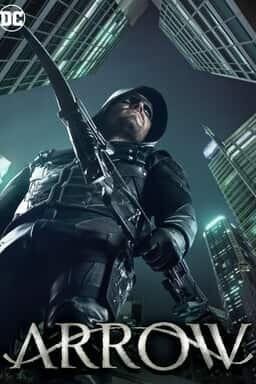 Arrow: Season 5 - Key Art