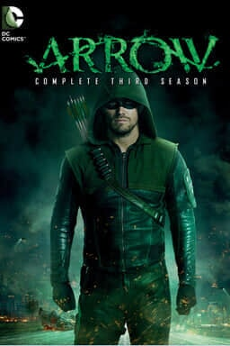 Arrow: Season 3 - Key Art