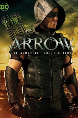 Arrow: Season 4 - Key Art