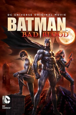 Batman: Bad Blood - Illustration