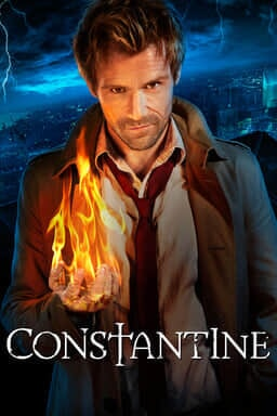 Constantine: Season 1 - Key Art