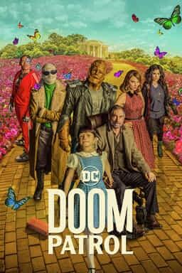 Doom Patrol: Season 2 - Key Art