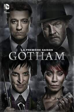 Gotham: Season 1 - Illustration