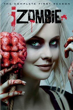 iZombie: Season 1 - Illustration
