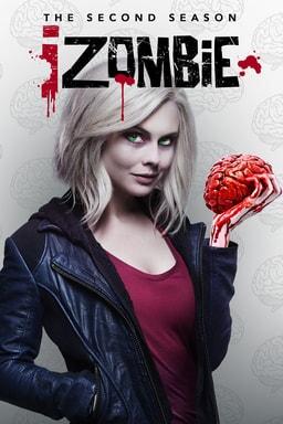 iZombie: Season 2 - Illustration
