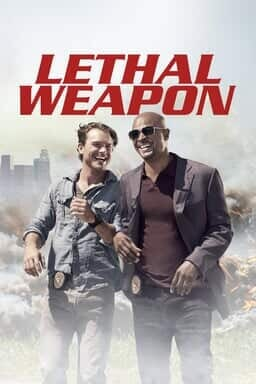 Lethal Weapon: Season 1 - Key Art