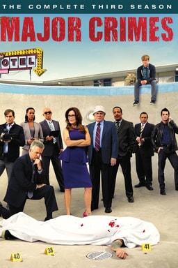 Major Crimes: Season 3 - Key Art