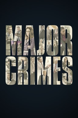 Major Crimes: Season 4 - Key Art