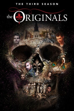 The Originals: Season 3 - Key Art