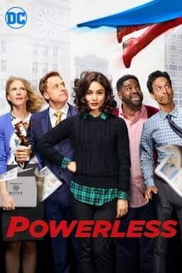 Powerless: Season 1 - Key Art