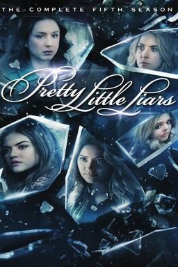 Pretty Little Liars: Season 5 - Key Art